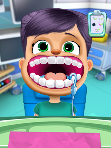 Dentist Care Adventure - Tooth Doctor Simulator 3.5.0 screenshots 9