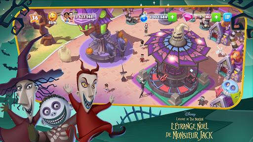Télécharger Disney Magic Kingdoms: Build Your Own Magical Park  APK MOD (Astuce) screenshots 1