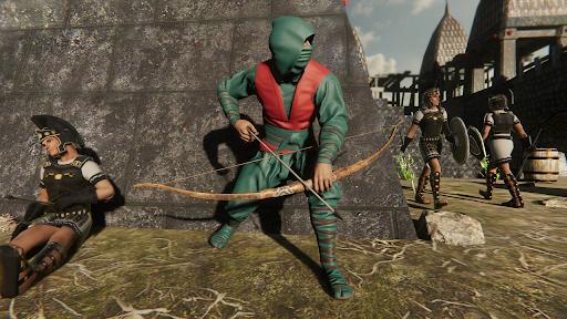 Ninja assassin's Fighter: Samurai Creed Hero 2021 apkdebit screenshots 2