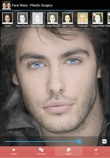 Face Warp - Plastic Surgery apktram screenshots 11