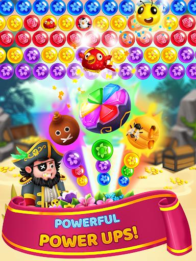 Flower Games - Bubble Shooter 4.2 screenshots 23