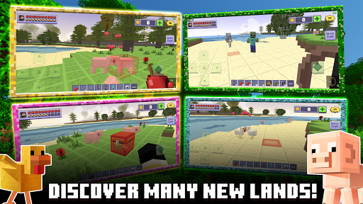 Build Block Craft - Mincraft 3D 1.0.3 screenshots 18