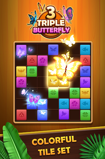 Triple Butterfly - A brand-new block matching game 62 screenshots 1