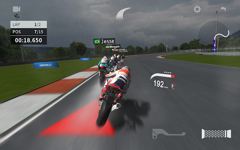 Real Moto 2 Screenshot