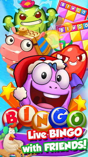 Bingo Dragon - Free Bingo Games Latest screenshots 1