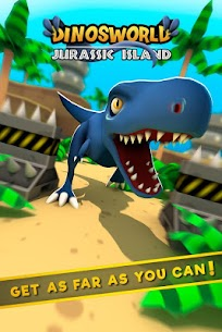 Dinos World Jurassic: Alive For Windows 7/8/10 Pc And Mac | Download & Setup 1