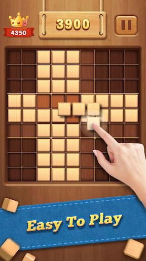 Wood Block 99 - Wooden Sudoku Puzzle screenshots 6