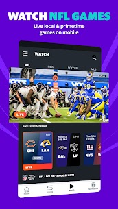 Yahoo Sports MOD APK: sports scores, live NFL (No Ads +) Download 1