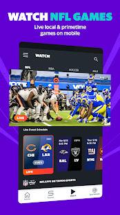 Yahoo Sports: sports scores, live NFL games & more screenshots 1