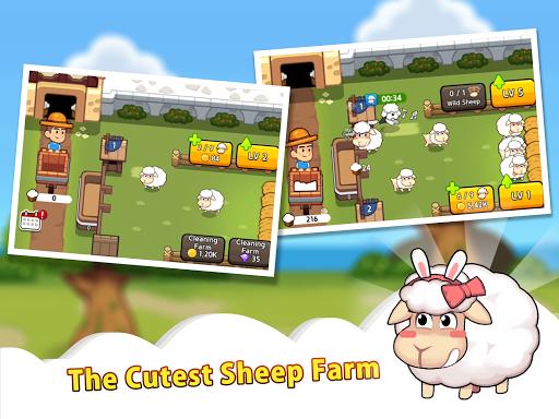 Sheep Farm : Idle Games & Tycoon screenshots 17