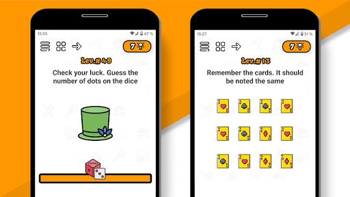 Golovolomki - IQ Test, Puzzle 7.2 screenshots 5