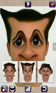 Face Animator - Photo Deformer Pro Screenshot