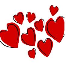 Test love icon
