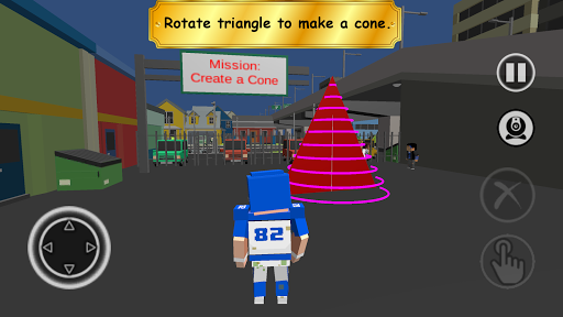Simple 3D Shapes Object Games 2021: Geometry shape  screenshots 19
