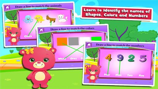 Bears' Fun Kindergarten Games  screenshots 2