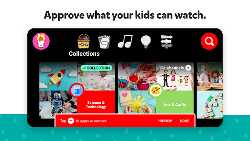 YouTube Kids 6.04.3 screenshots 4