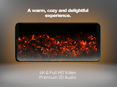 Blaze - 4K Virtual Fireplaceのおすすめ画像1