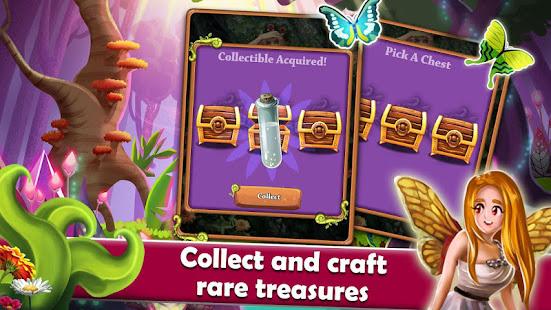 Mahjong Magic Worlds: Journey of the Wood Elves 1.0.77 screenshots 2