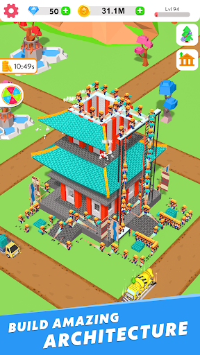 Idle Construction 3D screenshots 4