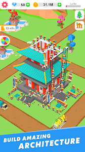 Idle Construction 3D (MOD, Unlimited Money) 4