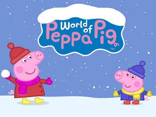 World of Peppa Pig u2013 Kids Learning Games & Videos 3.5.0 screenshots 7