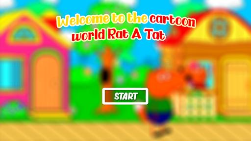 Code Triche Rat A Tat Cartoon And Moto Driving mod apk screenshots 1