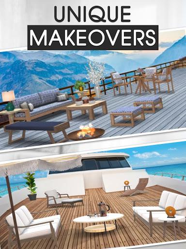 Home Makeover: Decorating Games & House Design Apkfinish screenshots 10