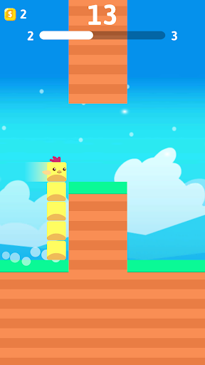 Stacky Bird: Hyper Casual Flying Birdie Game 1.0.1.26 screenshots 2