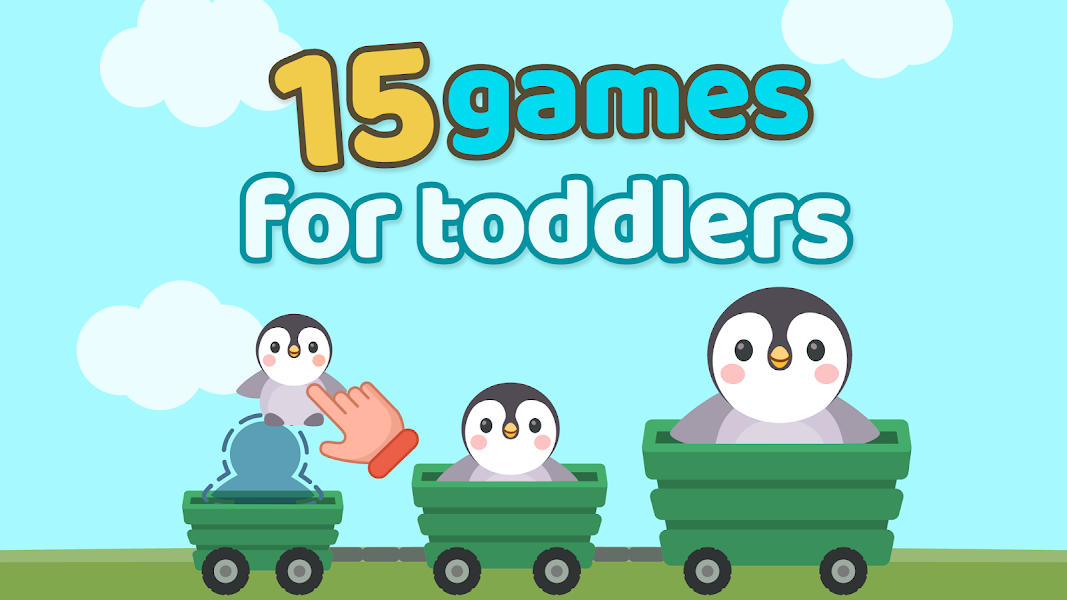Birthday Stories - game for preschool kids 3,4,5,6
