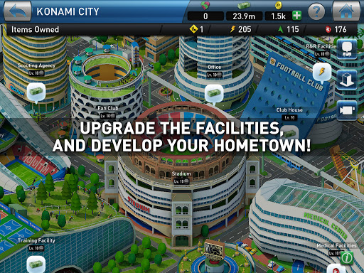 PES CLUB MANAGER apktram screenshots 12