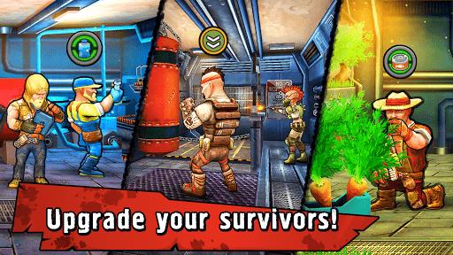 Shelter Waruff0dsurvival games in the Last City bunker  screenshots 12