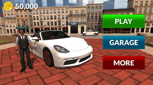 American City Fast Car Driving 2020 1.4 screenshots 4