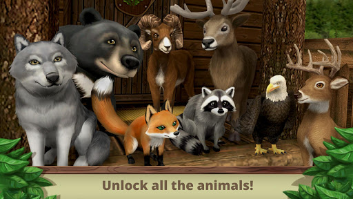 Pet World - WildLife America - animal game 2.46 screenshots 18