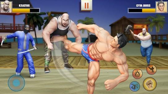 Ninja Superhero Fighting Mod Apk (Dumb Enemy/No Ads) 1
