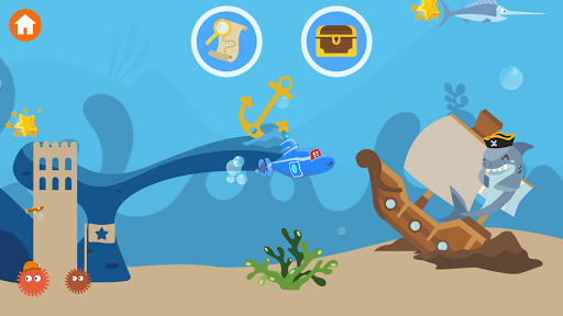 Carl the Submarine: Ocean Exploration for Kids  screenshots 5