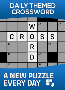 Daily Themed Crossword - A Fun Crossword Game 1.502.0 Screenshots 22