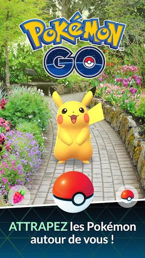Pokémon GO  APK MOD (Astuce) screenshots 1