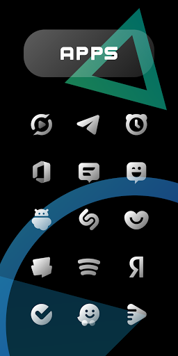 CHIC LIGHT - Icon Pack