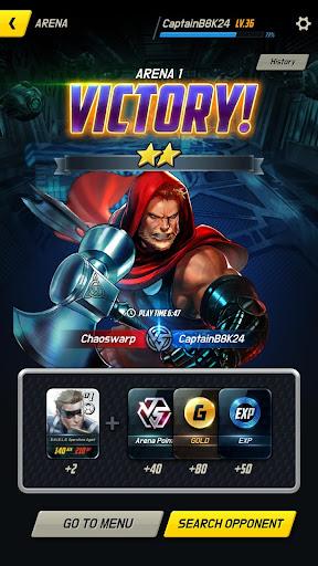 MARVEL Battle Lines  screenshots 10