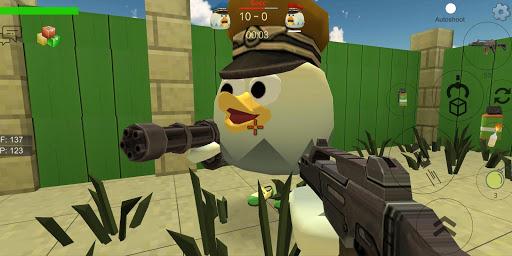 Chickens Gun - online fps shooter