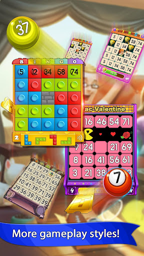 Bingo Blaze -  Free Bingo Games screenshots 2