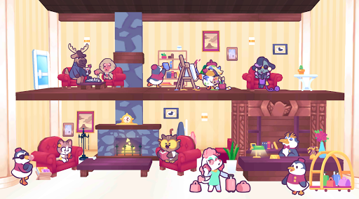 Kiki's Vacation android2mod screenshots 2