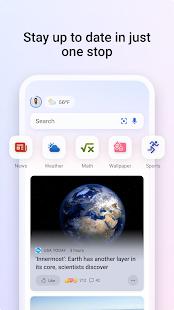 Microsoft Start: Top stories, news & more  Screenshots 1
