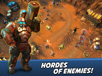 Tower Defense Generals TD For Pc | How To Install – (Windows 7, 8, 10 And Mac) 1