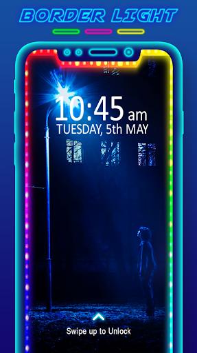 Border Light Led Color Live Wallpaper Apps On Google Play