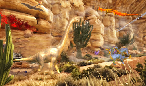 Brachiosaurus Simulator screenshots 11