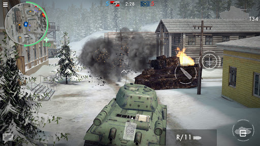 World War Heroes: WW2 FPS goodtube screenshots 7