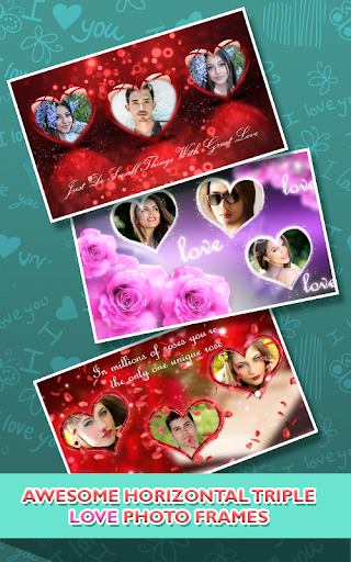 Love Photo frames Collage 1.09 Screenshots 6