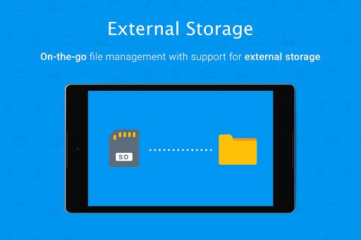 Foto do File Manager File Explorer
