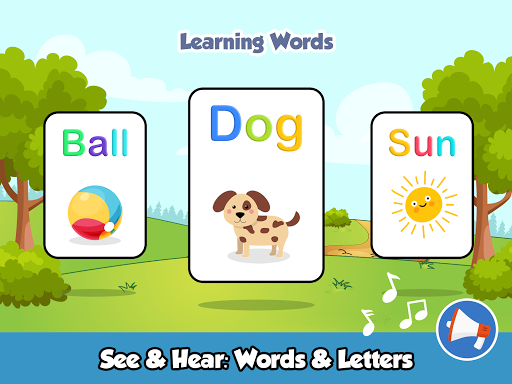 ABC Kids Games - Phonics to Learn alphabet Letters screenshots 13